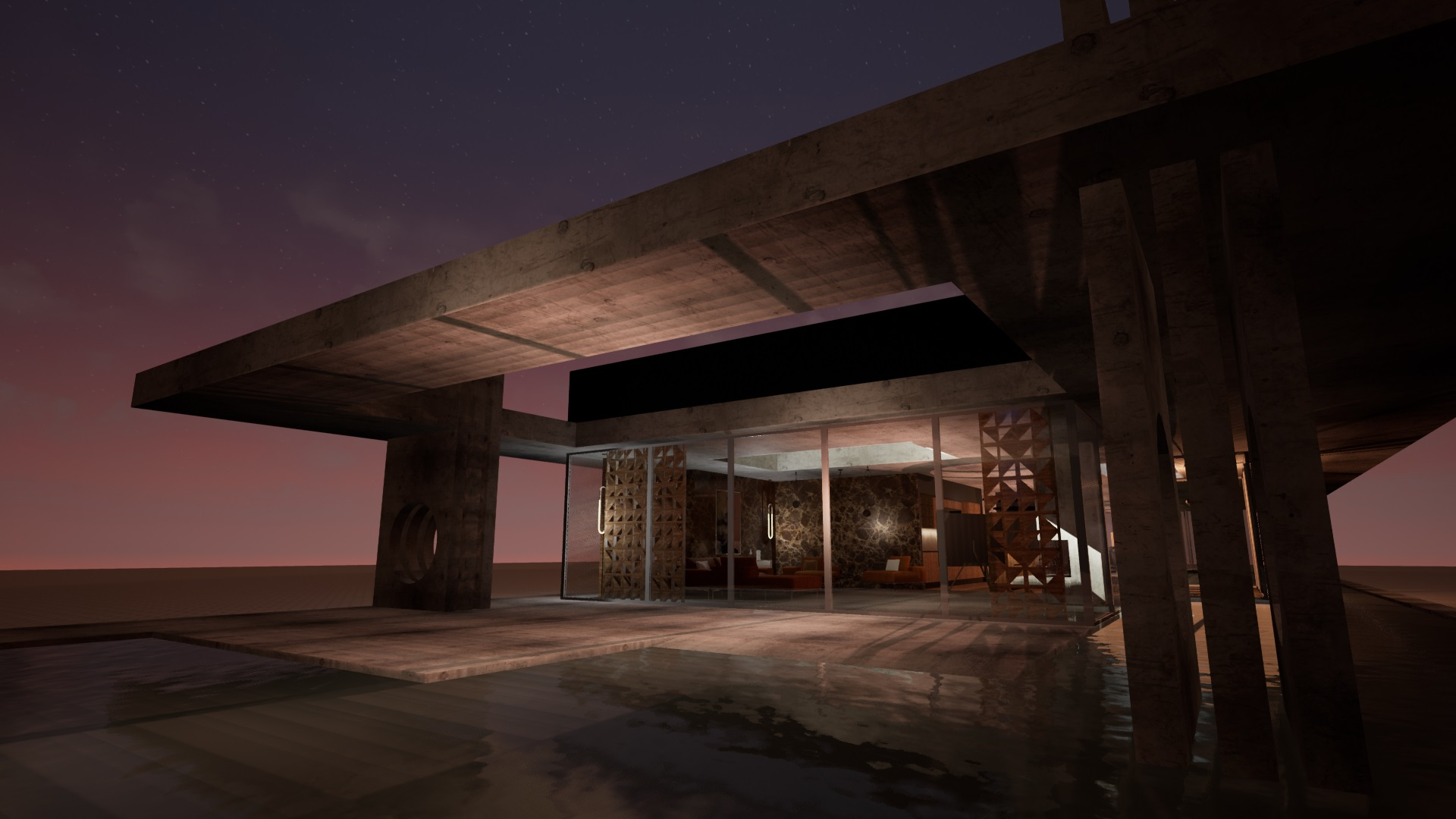 Virtualist render house