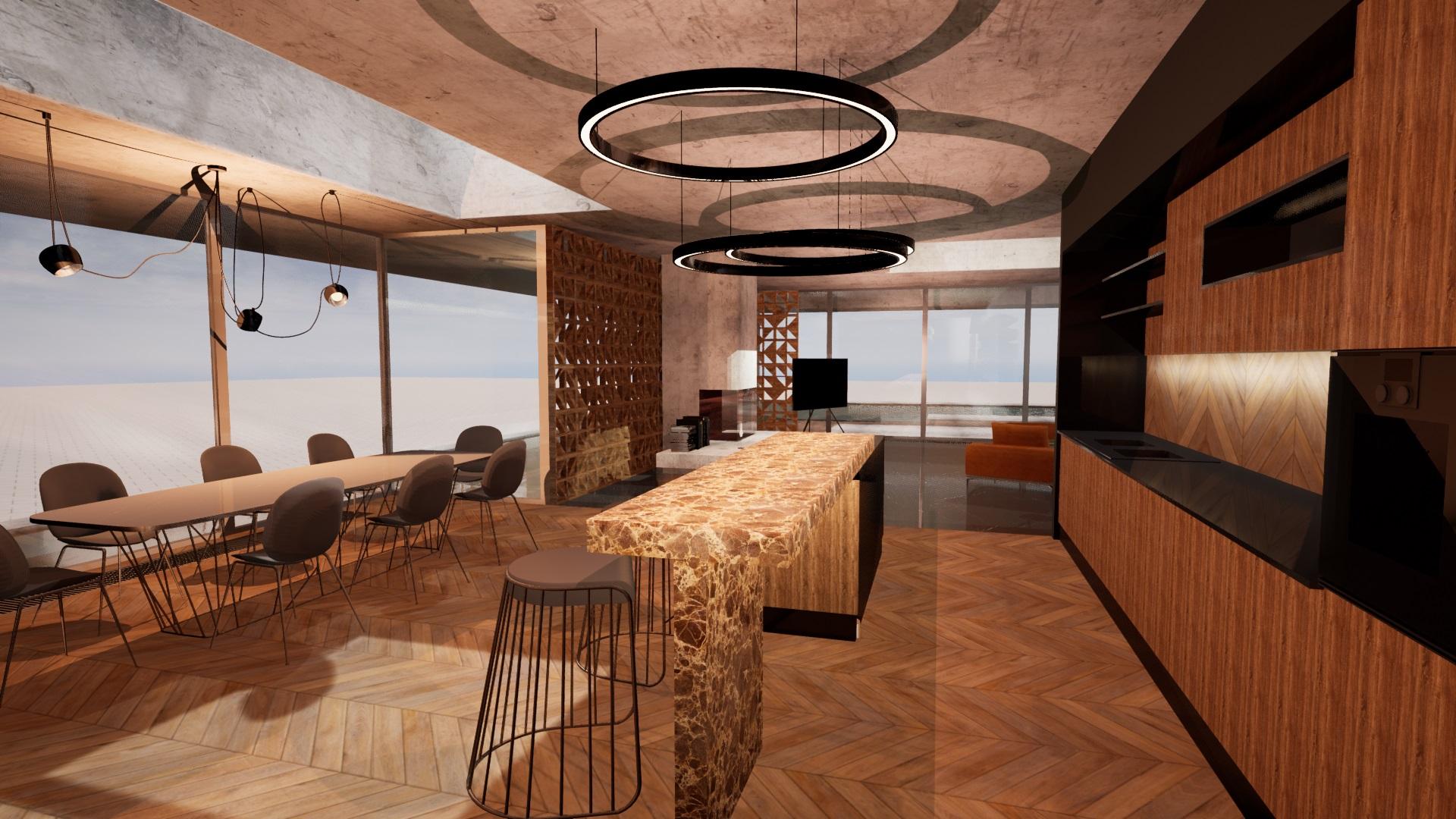 Virtualist render room