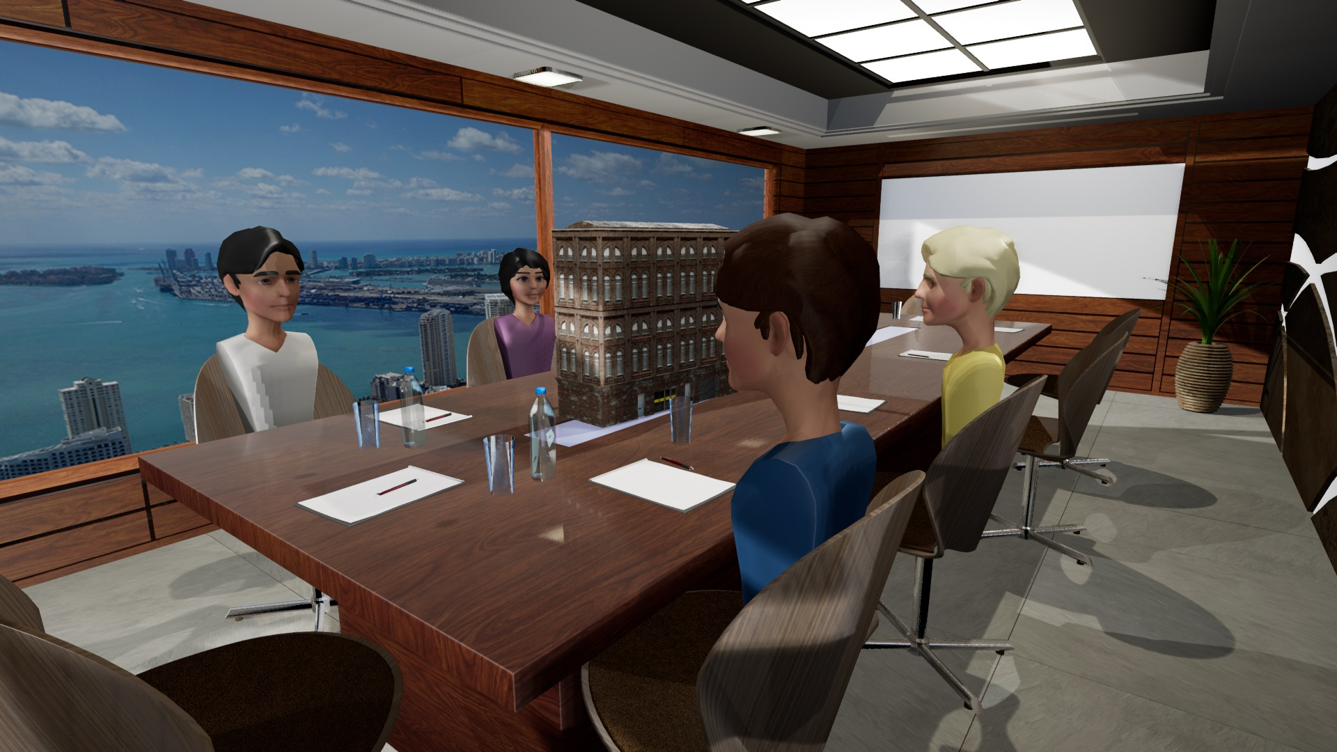 How VR collaboration software can improve your business meetings?
